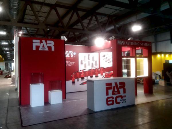 FAR s.r.l. - LAMIERA 2019, Milano